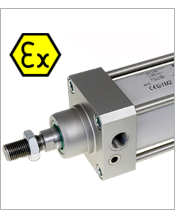 Cylinders with ATEX Certification
